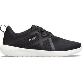 Crocs LiteRide Modform Lace Shoes Men black/white